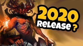 Diablo 4 Might Come Sooner Than You Think! TFF