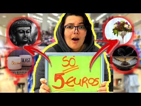 LOJA DO CHINES, DESAFIO DOS 5 EUROS  EP. 48 Desafio 365 Dias Morar em Portugal