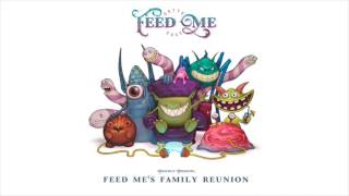 Feed Me - Red Clouds (Serious Ting)