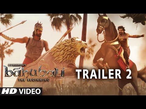 Bahubali The Beginning Trailer 2