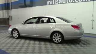 2006 Toyota Avalon XLS Sedan 6H140099A