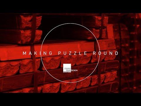 The Making of Puzzle Round - Studio Italia Design
