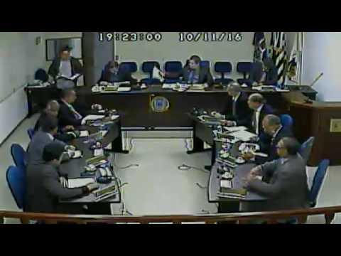 Câmara Municipal de Juquitiba - 32ª Sessão Ordinária 2016 - 11 de outubro de 2016