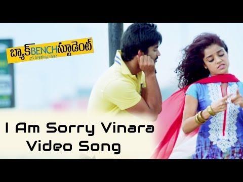 I Am Sorry Vinara
