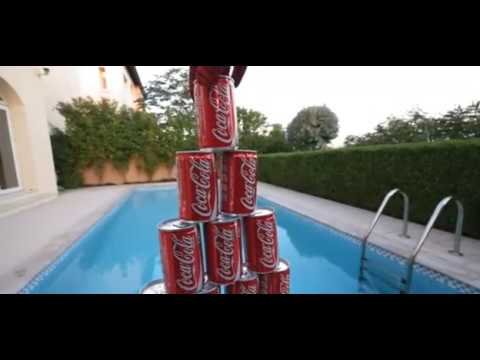 CRAZY COCA COLA & PEPSI CHALLENGE!! Kids Toys Movie!