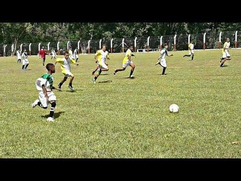 Juninho na Copinha sub 13 em Argirita MG (9 anos)