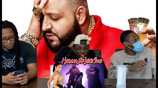 DJ Khaled ft. Nicki Minaj, Future, Rick Ross - I Wanna Be With You Official Video Reaction!!!