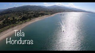Paramotor Honduras: Fly with me over Tela!