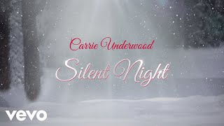Carrie Underwood - Silent Night (Official Audio Video)