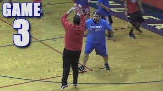 BOBBY PLAYS BASKETBALL! | On-Season Basketball Series | Game 3