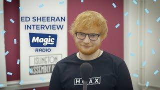 Ed Sheeran | Full Interview