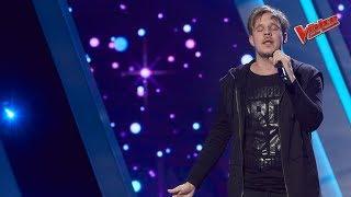 Daniel Kapitán - R. Kelly : I believe I can fly | The Voice Česko Slovensko 2019