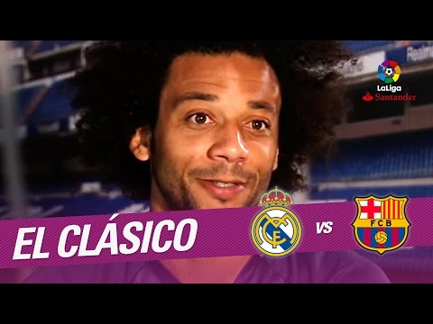 El Clasico - The Interview: Marcelo Vieira, Real Madrid player