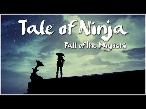 Trailer de Tale of Ninja: Fall of the Miyoshi