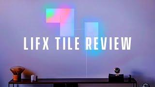 LIFX Tile Review (LED Wall Light) – Nanoleaf Aurora Competition?