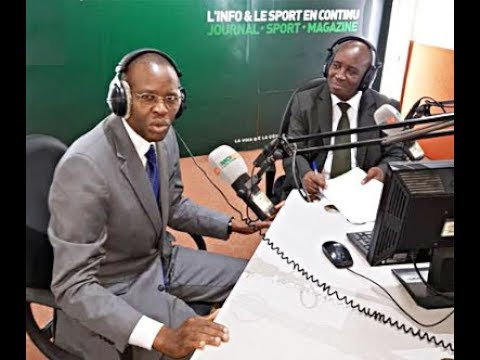 COMMUNICATION GOUVERNEMENTALE - BAKARY SANOGO SUR RADIO CÔTE D'IVOIRE