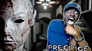 THIS GAME WAS MADE BY THE DEVIL || PRECIPICE Horror Game