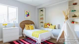 10 Beautiful Scandinavian Kids' Room Designs That Provide Comfort And Joy