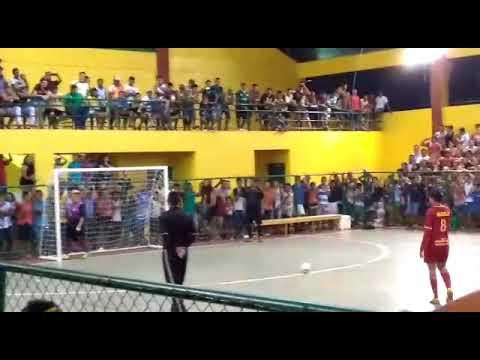 Final feminina copa do mundo em Afuá 2017
