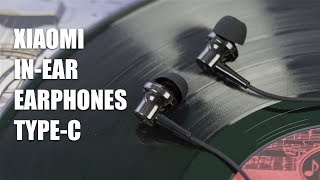 Обзор гибридных наушников Xiaomi Mi ANC & Type C In Ear Earphones