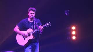 New Light Live   John Mayer @ Modell Lyric   Benefit Concert