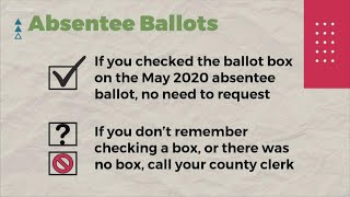 How to vote absentee in Idaho's August, November elections