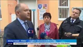 preview picture of video 'Hašek: Povodňovým obcím pomůže při vyhledávání dotací Krajský úřad JMK'