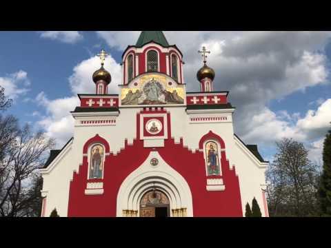 Церковь николая мирликийского на рогожском кладбище