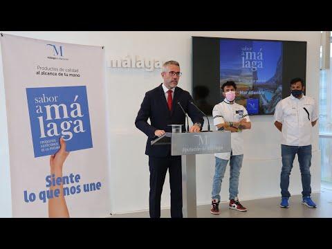 Presentación de Sabor a Málaga en el Congreso Internacional de Gastronomía Madrid Fusión
