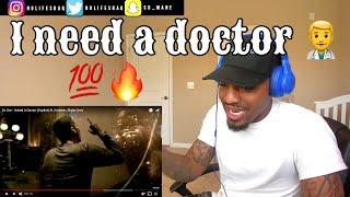 Dr. Dre - I Need A Doctor (Explicit) ft. Eminem, Skylar Grey | REACTION