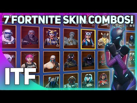 10 Best Skin And Pickaxe Combos You Need These Fortnite Battle - 7 fortnite skin combos fortnite battle royale