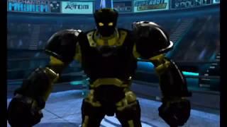 Real Steel Champions GCCT bot Part1