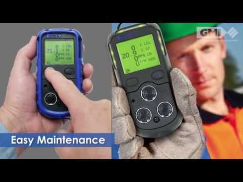 ProDetec GMI PS200 Portable Gas Monitor