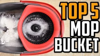 Best Mop Bucket 2020 - Top 5 Mop Buckets Review