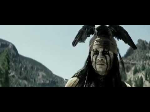 Трейлер фильма «Одинокий рейнджер»