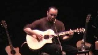 Dave Matthews - Crush (10.24.02)