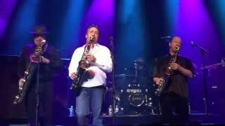 Tower of Power @ College St Music Hall 4/15/2016 Just When We Start Makin' It