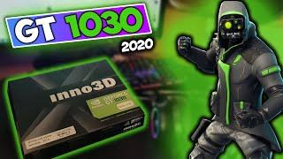 Видеокарта GT1030 2gb GDDR5 тест в играх 2020 /Стоит ли покупать для игр?