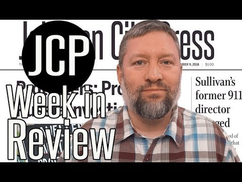 Johnson City Press Jcp Week In Review November 9 Video