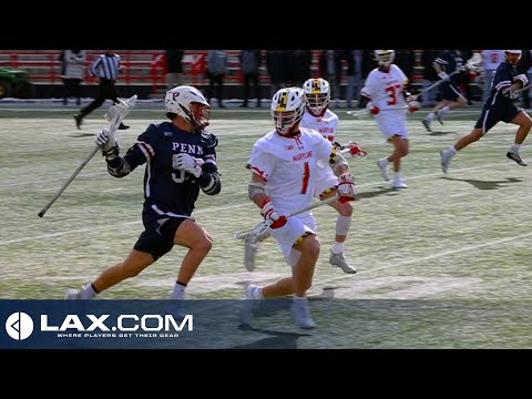 thumbnail for Univ. of Pennsylvania vs Maryland | 2020 College Highlights