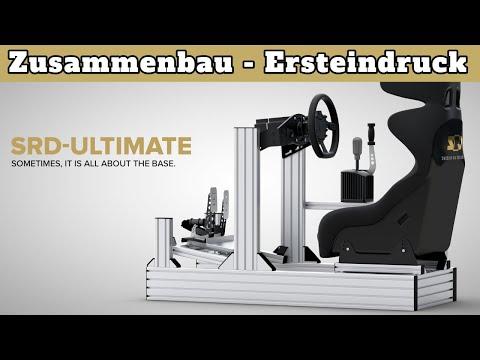[1/2] Swedishrigdesigns Ultimate Rig im Test: Montage - Zusammenbau - Ersteindruck
