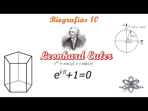 Biografias 10 - Leonhard Euler