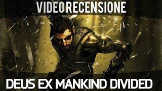Deus Ex Mankind Divided - Recensione