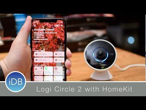 Logitech Circle 2 is the Best HomeKit Camera so Far - Review