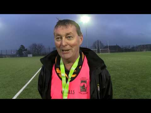 Quiet Christmas for St Eunan's