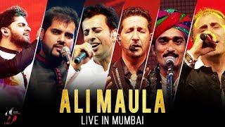 Ali Maula - Kurbaan | Salim Sulaiman Live | Jubilee Concert Mumbai
