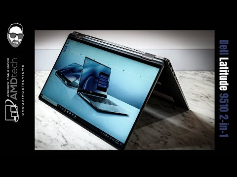 "External Review Video _w8taDqbdrA for Dell Latitude 9510 15"" (2-in-1) Laptop"