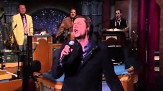 Jim Carrey Singing Take On Me By A Ha
