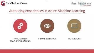 Develop zero code ML models using MS Technologies by Anupama Natarajan