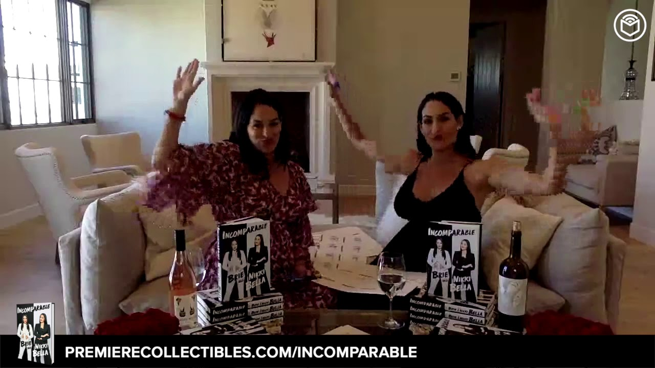 Incomparable by Brie and Nikki Bella